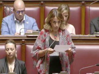 Carmen Di Lauro M5S Intervento in Aula